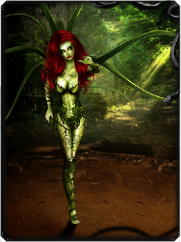 Poison Ivy By Prey by msteeq