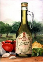 Olive Oil Two by pussycat