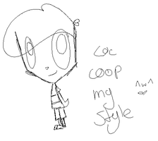 coop my style X3 by Nat-Skellington