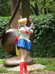 Sailor Moon by a-soul-of-black