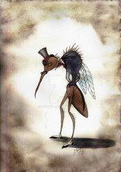 Mr. Mosquito by MissPoe