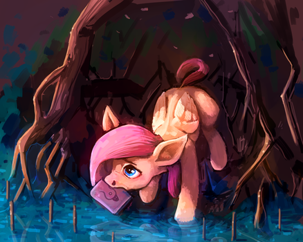 The True Lonely by sharpieboss
