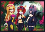Temptation Team by Ami-Dark