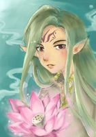 Child of Lotus by Watteri91