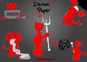 The Demon Papper by Minako001