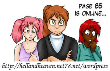Hell and Heaven - prev 85 NEW by Raygirl13