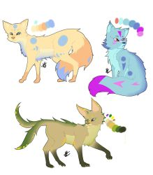 Ferrals Adoptables Auction - [OPEN 3/3] by UshiSinsNadopts