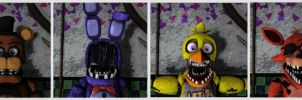 Fnaf2 Withered by Laukku2000