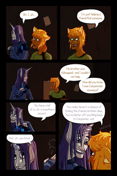 Catihorn Original Pages - Ch. 1 Pg. 17 by Epiale