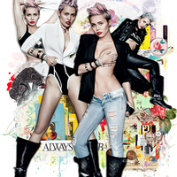 PNG Pack(63) Miley Cyrus by BeautyForeverr