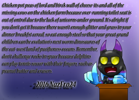 Nazzy's Quote of the Year by NazFro24-2