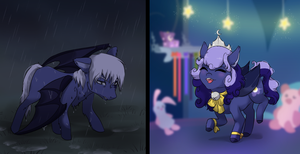 Raised Differently by GamblingFoxinaHat