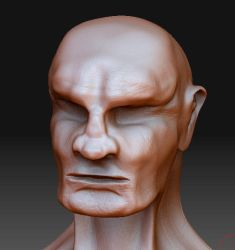 Another ZBrush test by archaemic