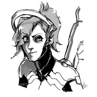 doodle/Mercy by Tinypop