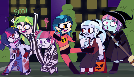 Shadowblog 36- It's Spoopy Time!!!  by psychodiamondstar