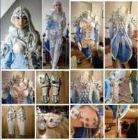 Impressions of my newest costume by cyehra