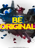 BE ORIGINAL by Gresives