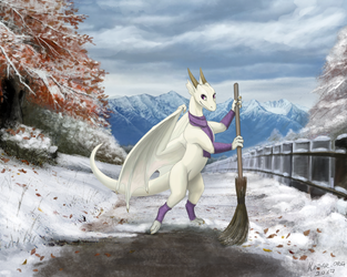 November calendar picture by KodarDragon