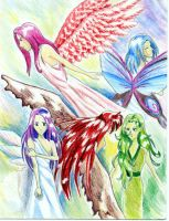 Bishi Faries by MeiRenshay