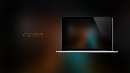 COALESCE - Coloured Expression Wallpapers by Ecstrap
