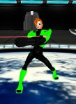 Android 16 Female by dragonzero1980