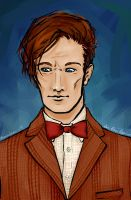 11th Doctor by Arsenicum-14