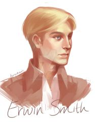 Erwin Smith by dorodraws