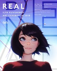 First Exhibition Announce by Kuvshinov-Ilya