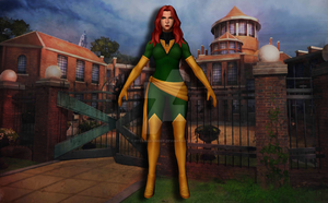 Jean Grey by Pitermaksimoff