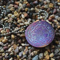 Seal Sigil of Seven Archangels Solomon amulet by TimforShade
