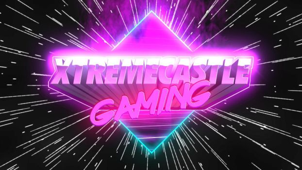 XtremeCastle Gaming Logo (Beam) by DJ7493