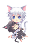 -- Chibi commission for zy-ro -- by Kurama-chan