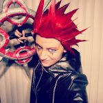 Cosplay: Axel KH2 by FullElven