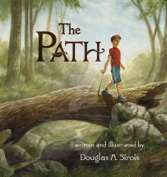 The Path Cover by DougSirois