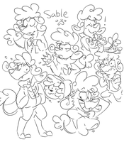 COM - Sable by Dizzee-Toaster