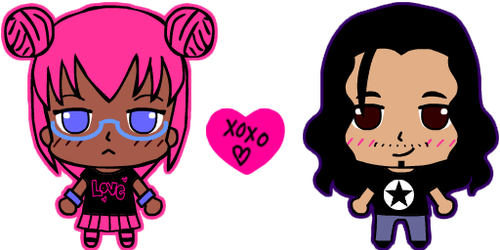 Together: MonTam 4 Life by LilMissPunchingBag
