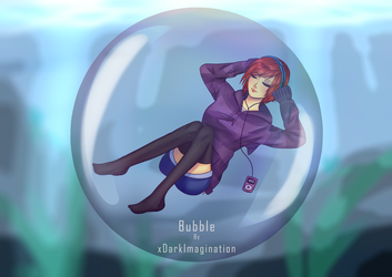 Bubble by xDarkImagination
