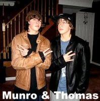 Munro and Thomas Chambers by TaylorLuver1