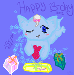Happy Birthday Headymcdodd! by BabyKittenLove