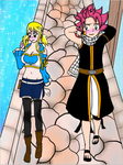 NALU- Who will make the first move by lashesgem