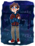 Where Do We Go From Here - Speed Art by BunnyBoots