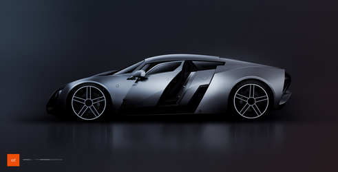 Marussia B2 by AeroDesign94