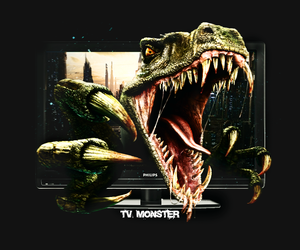 Lp Tv Monster by Sunchales