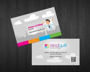 MQ Business Cards by anca-v