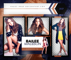 Bailee Madison by MAGIC-PNGS