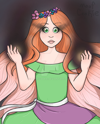Persephone the Destroyer by MoofCookie