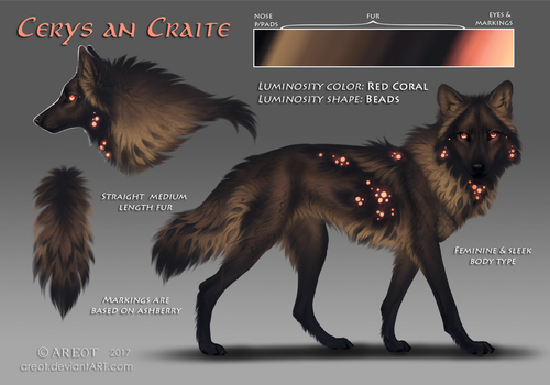 #23 Cerys an Craite by areot