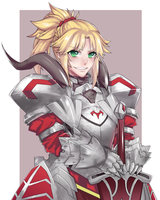 Mordred by Kolviex