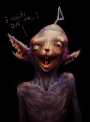 Creepy Winky by Quentinvcastel