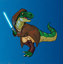 Jedi Master of the Cretaceous